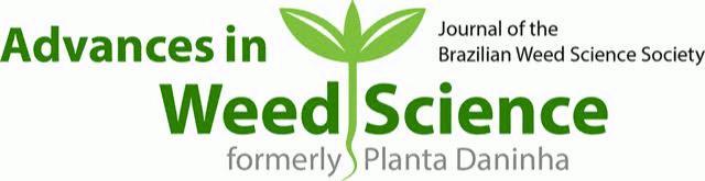 Logomarca do periódico: Advances in Weed Science